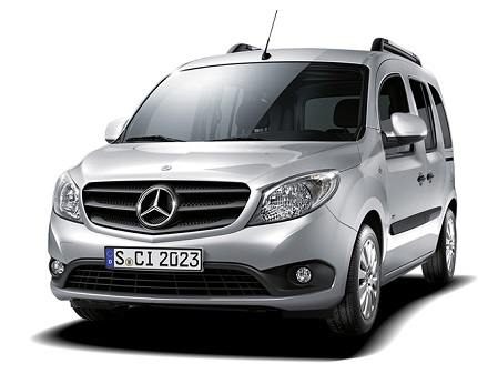 Mercedes-Benz Citan минивэн